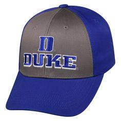 672c757efad NCAA Men s Baseball Hat - Duke University Blue Devils University Blue
