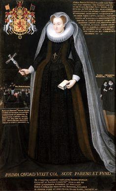 Mary, Queen of Scots: Blairs Memorial Portrait