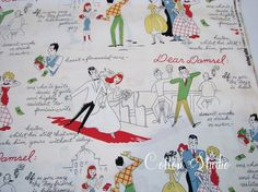 Your place to buy and sell all things handmade Michael Miller Fabric, Fabric Remnants, Cotton Quilts, Yards, Bleach, Quilting, Fabrics, Sewing, Fun