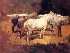 ART & ARTISTS: John Singer Sargent - part 18