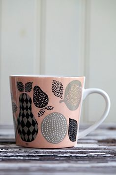 Mug - Littlephant - Fruit PINK