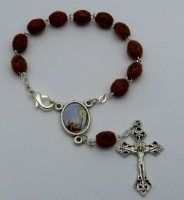 Single-Decade, Pocket Rosaries and Rosary Rings Rosaries, Pocket, Bracelets, Rings, Car, Crafts, Jewelry, Automobile, Manualidades