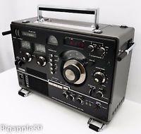 Sony CRF-320 Rolls Royce Shortwave AM FM Radio ***RESTORED & COMPLETE***