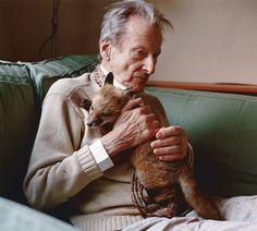 David Dawson, Lucian with Fox cub, 2005