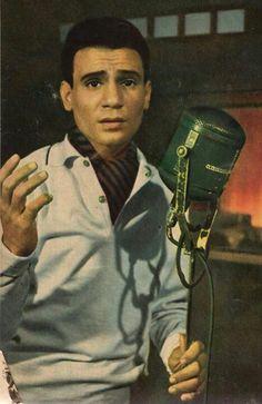 Abdel Halim Hafez famous Egyptian singer