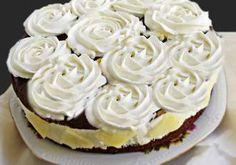 Biscuit, Cake, Desserts, Food, Cream, Banana, Tailgate Desserts, Deserts, Kuchen