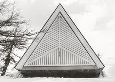 Heidi  Peter Wenger - Trigon house, Saflisch 1956