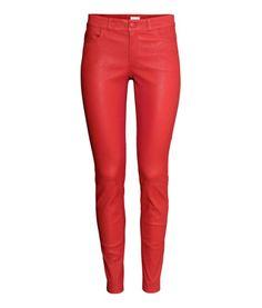 Leather Pants | H&M