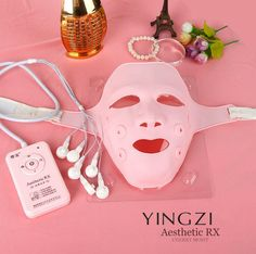 76.42$  Watch here - http://ali17g.worldwells.pw/go.php?t=32531690644 - New Thin Face Mask Microseismic Massage Mask Electrode Massage adores Facial Slimmer Massager Relax Instrument Free Shipping 76.42$