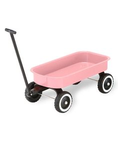 Pink Mac Sports Collapsible Folding Utility Wagon Pink