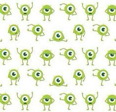 Imagem de wallpaper, mike, and green