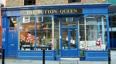 The Button Queen Haberdashery