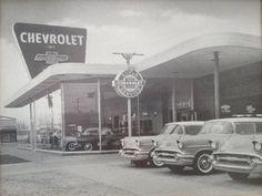 57 Chevys >