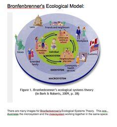 bronfenbrenners ecological system