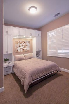 Get the most bang for your buck by decking out your Palo Alto rental with murphy beds, which combine stylish bedroom upgrades and easy storage in one remodel.
