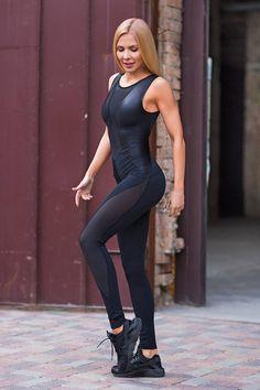 b21431219d9c Fitness Jumpsuit   Fitness Clothes Women   Dancer jumpsuit   Active wear    brazilian jumpsuit   Dancing   One Piece Jumpsuit Gym Clothes