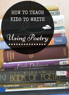 How to Teach Kids Kids to Write Using Poetry (and other homeschool tips)   Homeschool language arts   homeschool writing   homeschooling   homeschool tips   homeschool curriculum   homeschooling curriculum   homeschooling ideas   homeschool ideas   brave writer   brave writer curriculum review   what is brave writer   homeschool poetry   homeschool for free   how to start homeschooling   homeschool giveaway  