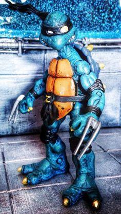 Slash (Teenage Mutant Ninja Turtles) Custom Action Figure