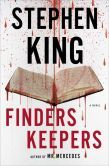 "Finders Keepers: ""Wake up, genius."" So begins King's instantly riveting story about a vengeful reader. The genius is John Rothstein, an iconic author who created a famous character, Jimmy Gold, but who hasn't published a book for decades. Morris Bellamy is livid, not just because Rothstein has stopped providing books, but because the nonconformist Jimmy Gold has sold out for a career in advertising. Morris kills Rothstein and empties his safe of cash, yes, but the real treasure is a trove of…"