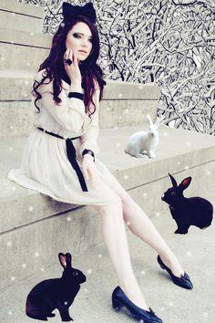 Dark Alice in Wonderland by Nagat Bahumaid on 500px