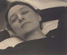 Georgia O'Keeffe, She was a beauty!