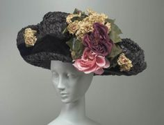 Hat    1910s    The Museum of Fine Arts, Boston