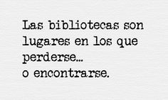 #bibliotecas