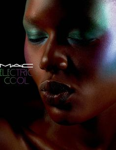 M.A.C Cosmetics Electric Cool Collection