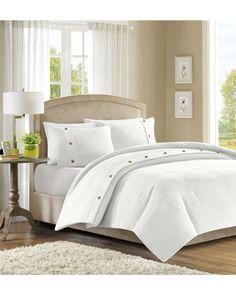 Three Piece Queen Comforter Set, Main View