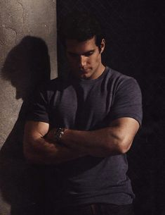 Henry Cavill and 'Man Of Steel' cast portfolio by Jason Bell