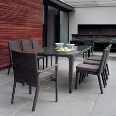 Large dining table for outside?