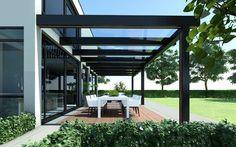 Jumbo terrasoverkapping staal - Product in beeld - Startpagina voor tuin ideeën   UW-tuin.nl