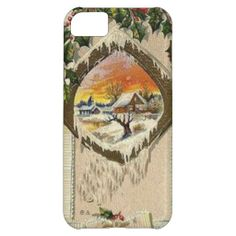 Vintage iPhone5 case mate barely there iPhone 5C Cover