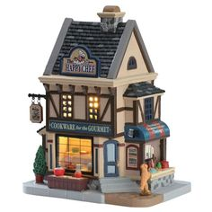 Make 2018 a year to remember with the latest Lemax holiday village collectables. Start a family Christmas tradition with Lemax Village Collection today! Lemax Village, Christmas Village Display, Christmas Village Houses, Christmas Town, Christmas Party Games, Christmas Villages, Outdoor Christmas Decorations, Christmas Is Coming, White Christmas