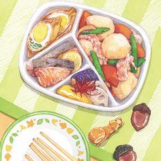 Dessert Illustration, Cute Food Drawings, Watercolor Food, Food Painting, Fake Food, Aesthetic Food, Food Packaging, Food Illustrations, Food Presentation