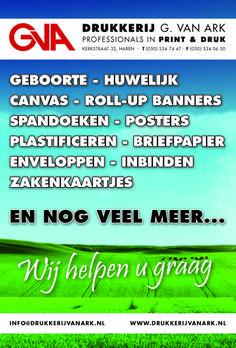 hoe maak je met drukwerk contact? http://www.drukkerijvanark.nl/