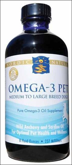 The Benefits of Fish Oil | Whole Dog Journal
