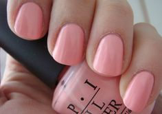 OPI Italian Love Affair - wearing this color right now <3