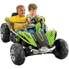 The Fisher-Price Power Wheels Dune Racer provides a safe and fun way to get your kids into the driving action making this the first item on the K-Mart 15 Top Christmas Toys for 2012.