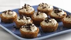 Cappuccino Toppers ~ I adore anything coffee flavored. It is my favorite!