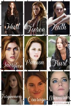 I only know Bella, Tris, and Hazel Girl Power Quotes, Girl Quotes, Image Triste, Fandom Quotes, Fandom Crossover, Harry Potter Jokes, Girls Rules, The Fault In Our Stars, Book Memes