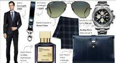 Fashion accessories for men  #howmendress #menswear #mensfashion