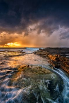 North Narrabeen Pool /Rock shelf - PHOTOGRAPHY LOCATION GUIDE