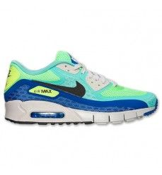 online store 51c59 7501a Nike Air Max 90 · Acheter Chaussures, Chaussures Nike, Menthe, Cristaux,  Loup Gris, Voile, Chaussure