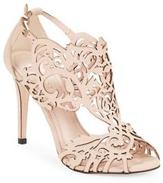 Klub Nico Marcela Filigree Caged Heels