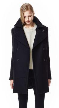 Gaila Coat in Roanoke Wool Blend on shopstyle.com