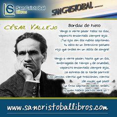 El mejor poeta de Perú... #Poesia #Vallejo #Peru #CesarVallejo