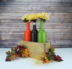 Check out this item in my Etsy shop https://www.etsy.com/listing/460270152/fall-centerpiece-autumn-decor-harvest