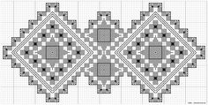 Schematics – a record by user ЛарÐ … – Embroidery Desing Ideas Hardanger Embroidery, Hand Embroidery Stitches, Embroidery Patterns, Drawn Thread, Chicken Scratch, Bargello, Needlework, Sewing, Cards