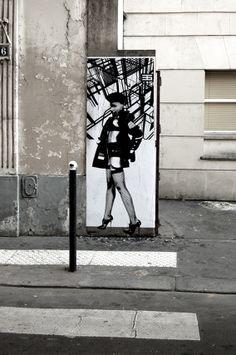36, Paris - unurth | street art